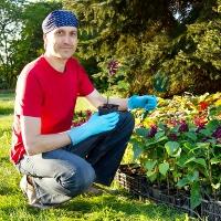 Addetto alla realizzazione e manutenzione di giardini