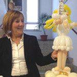 OSS Cagliari Linea B - La coordinatrice Giulia Urru