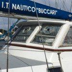 """L'imbarcazione dell'Istituto Nautico """"Buccari"""""""