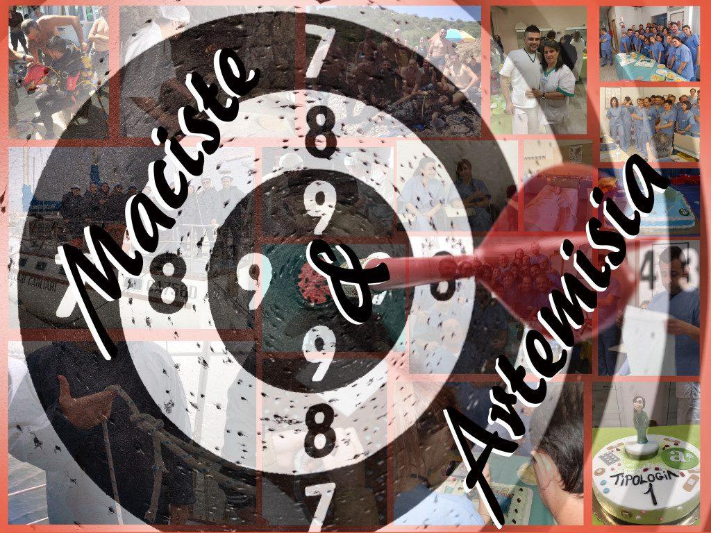 Maciste & Artemisia: Obiettivi centrati